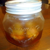 砂糖不使用 梅の玄米黒酢ドリンク