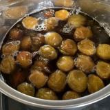 炊飯器で作る梅ジュース♪