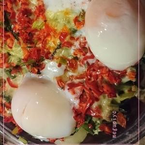 ぱぱっと!簡単レシピ!お野菜たっぷり!
