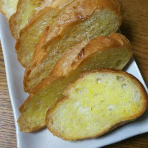 フライパンでシュガーバターパン