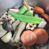 野菜たっぷり!簡単 煮物