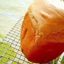 早焼でも膨らむ❤はったい粉deメープル生姜食パン❤