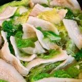 簡単 だしパックで♪豚バラと白菜のミルフィーユ鍋