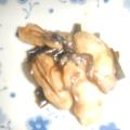 ぷっくら・とろ~り♪ 「カキの生姜煮」