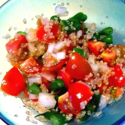 色々使える!栄養満点のスーパーフード「キヌア」に挑戦