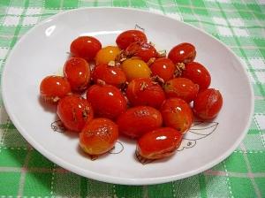 プチトマト炒め