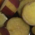 りんごとさつまいものハニーレモン風味