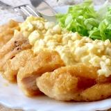 ご飯が進む♫鶏ムネ肉のチキン南蛮