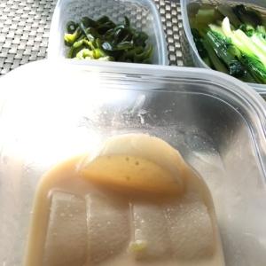 常備菜 大根の白味噌煮