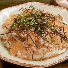しめ鯖と新生姜のばら寿司