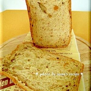 HBで肉みそ&胡麻油を練り込んだ惣菜食パン