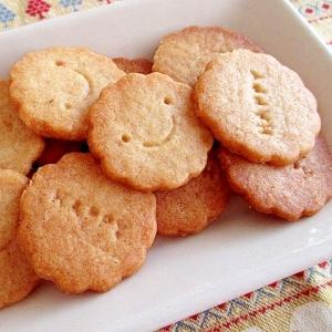 じんわりあったか♪ジンジャーハニークッキー