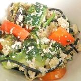 夏にぴったり!栄養満点ゴーヤとたっぷり野菜炒め