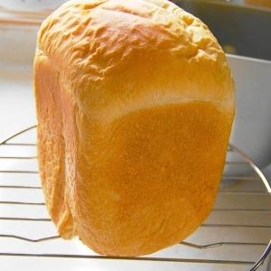 HBでほんのり甘い、きび砂糖食パン