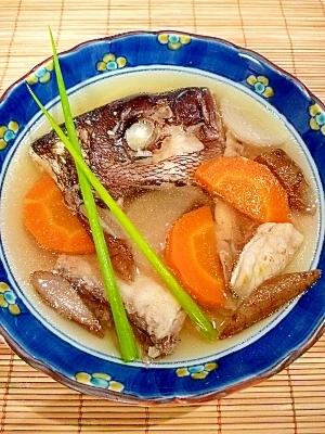 塩麹で☆根菜じゃっぱ汁