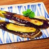 茄子チーズ☆サンド焼き