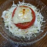 トマト丸ごとチキンライス