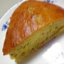 バター不使用☆バナナケーキ