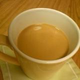 キャラメルコーヒー☆レンジで簡単