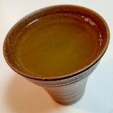 蜜柑♡かぼす入り 芋焼酎のお湯割り♬