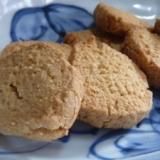 粉豆腐クッキー
