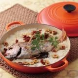 [ル・クルーゼ公式] 洋風鯛飯