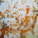 筍の炊き込みご飯♪