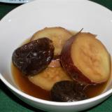さつま芋とプルーンの甘煮