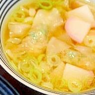 海老ワンタンスープ