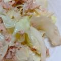 キャベツの無限サラダ