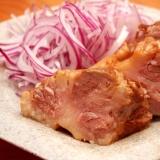 お酢で簡単!豚肩ロースかたまり肉のトロトロ煮