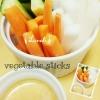 セブンの野菜スティック♡味噌マヨディップ