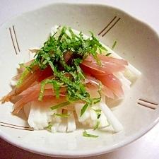 長芋とミョウガの甘酢和え(全工程写真あり)