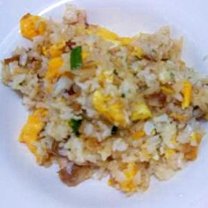 炒飯/焼豚小ねぎ卵・香味ペースト醤油