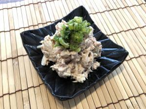 【栄養士おすすめ】切干大根とツナのサラダ
