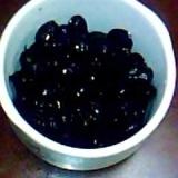 炊飯器で黒豆