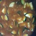 麻婆茄子丼