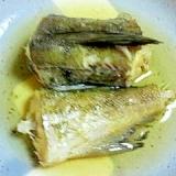 スケソウ鱈の煮付け