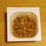 みかんの栄養たっぷり納豆
