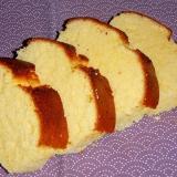 バター不使用★レモンケーキ