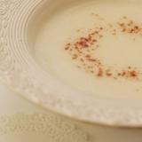ゆり根のポタージュスープ