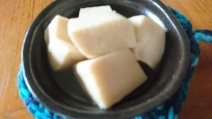 高野豆腐のたいたん