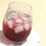 赤しそジュースで夏バテ予防♪