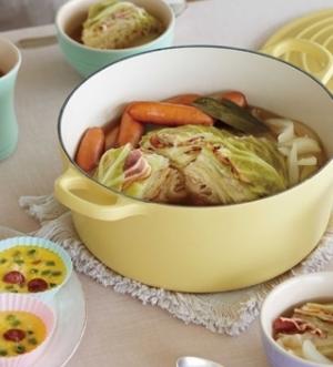 [ル・クルーゼ公式] キャベツ丸ごとスープ