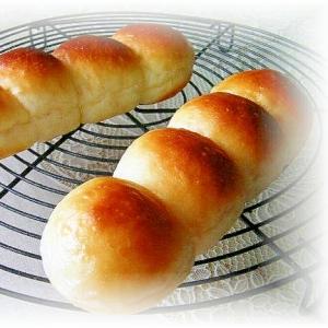白あん入り生地deちぎりパン