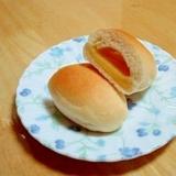 簡単クリームパン