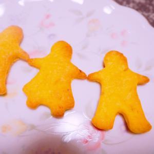 簡単カボチャのクッキー