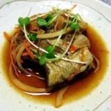 太刀魚の南蛮漬け