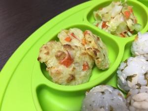 【離乳食 完了期】チーズポテトリメイク♪焼きポテト