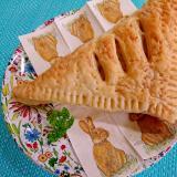 マカロニグラタンのパイ包み(リメイク)
